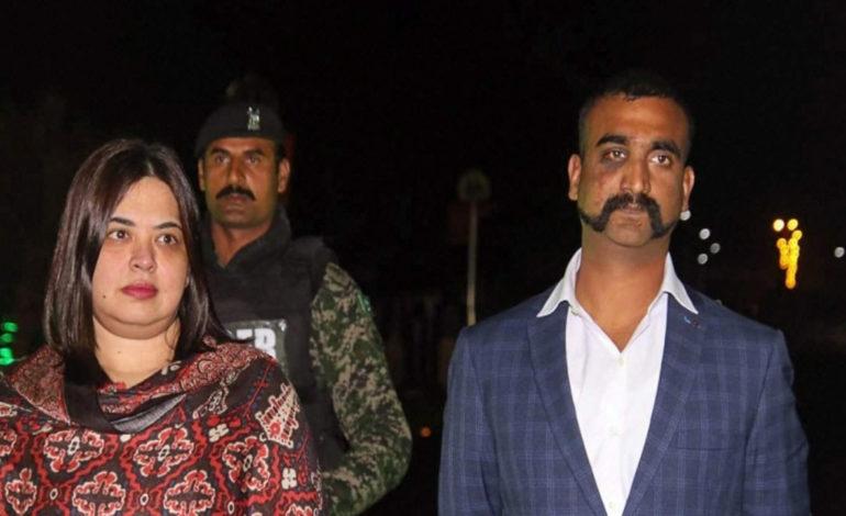 पाकिस्तान के पूर्व विदेश मंत्री का बयान, युद्ध की धमकी के बाद रिहा किये गए थे अभिनंदन