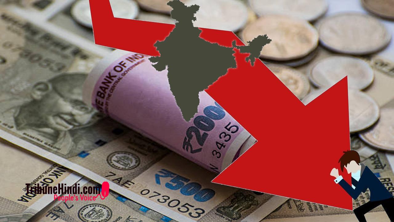 मंदी नहीं बल्कि डिप्रेशन की चपेट में है भारत