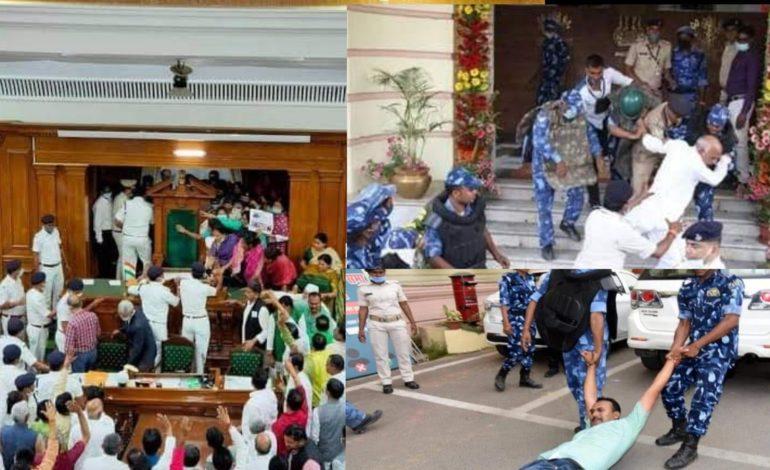 और बिहार में ऐसे पास किया गया विशेष पुलिस से सम्बंधित बिल