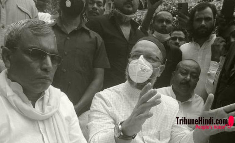 ओवैसी भारतीय राजनीति के विलेन हैं या हीरो (भाग-2) ?