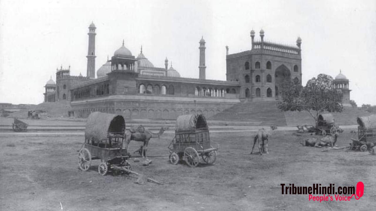 जामा मस्जिद का ये इतिहास जानते हैं आप ?